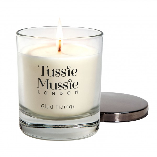 Tussie Mussie Candle Glad Tidings