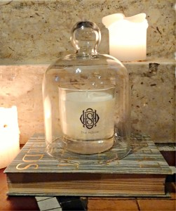 Tussie Mussie House of Barnabas Candle